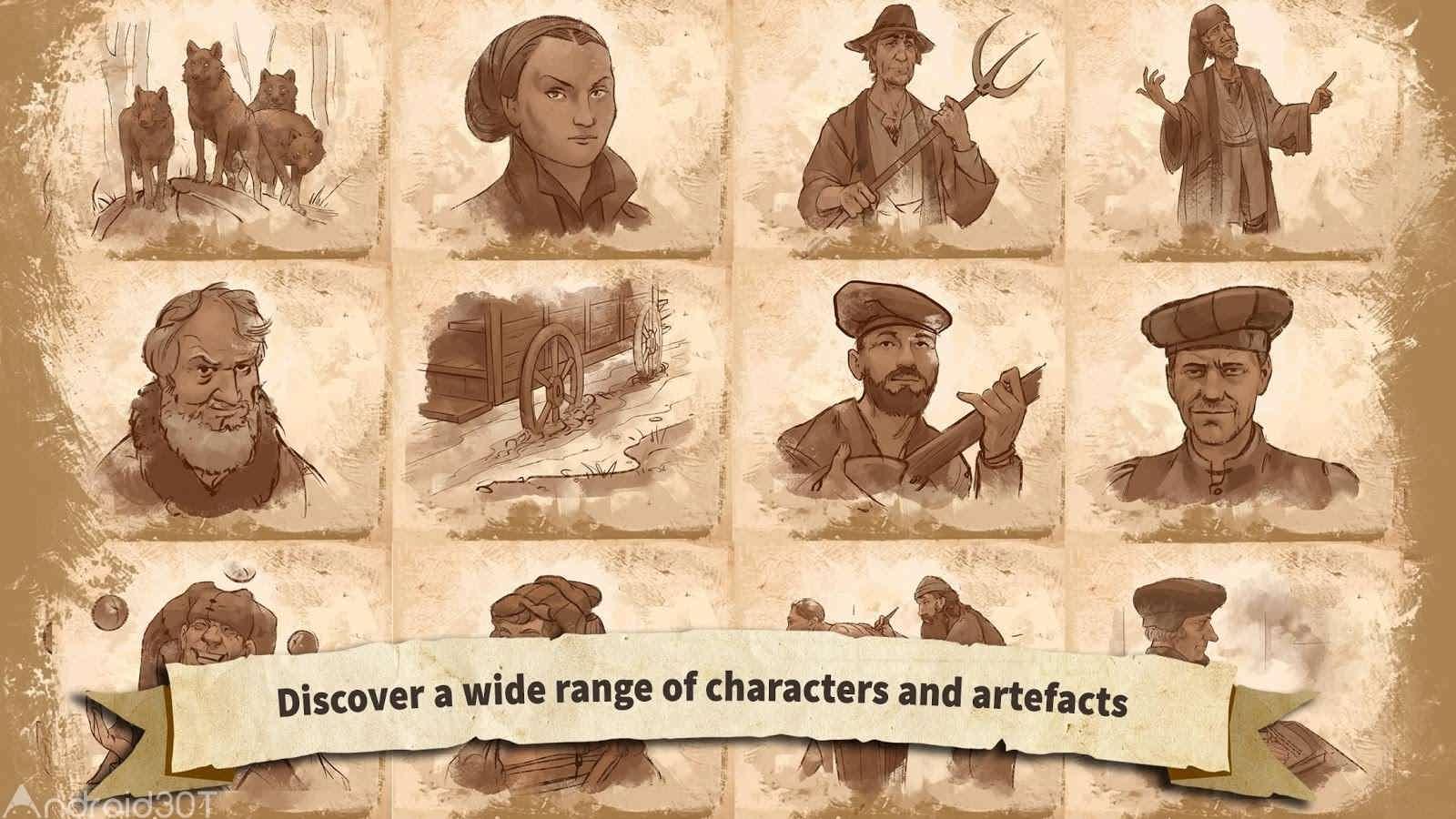 دانلود Luther – the Journey: An adventurous escape 1.0.3 – بازی سرگرم کننده لوتر اندروید