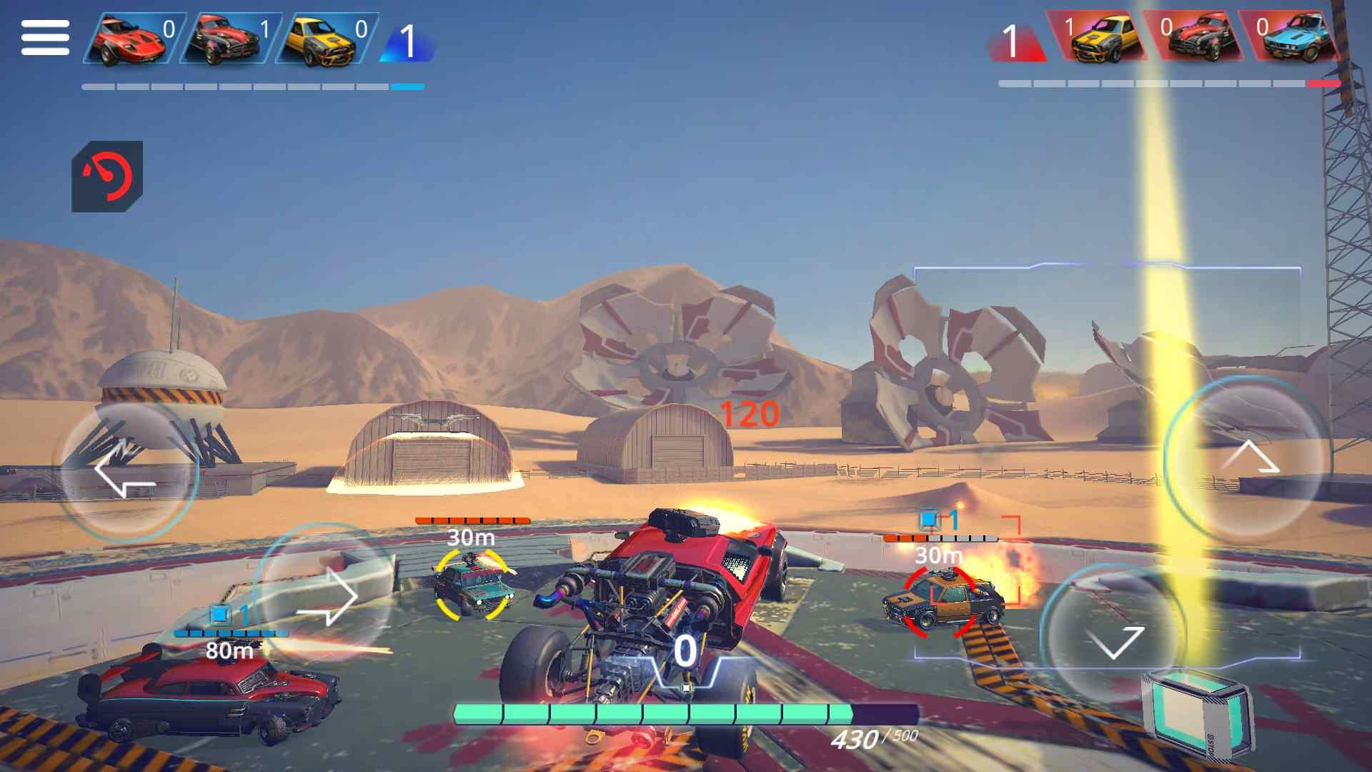 دانلود Metal Madness: PvP Shooter 0.40.2 – بازی آنلاین ماشین جنگی اندروید