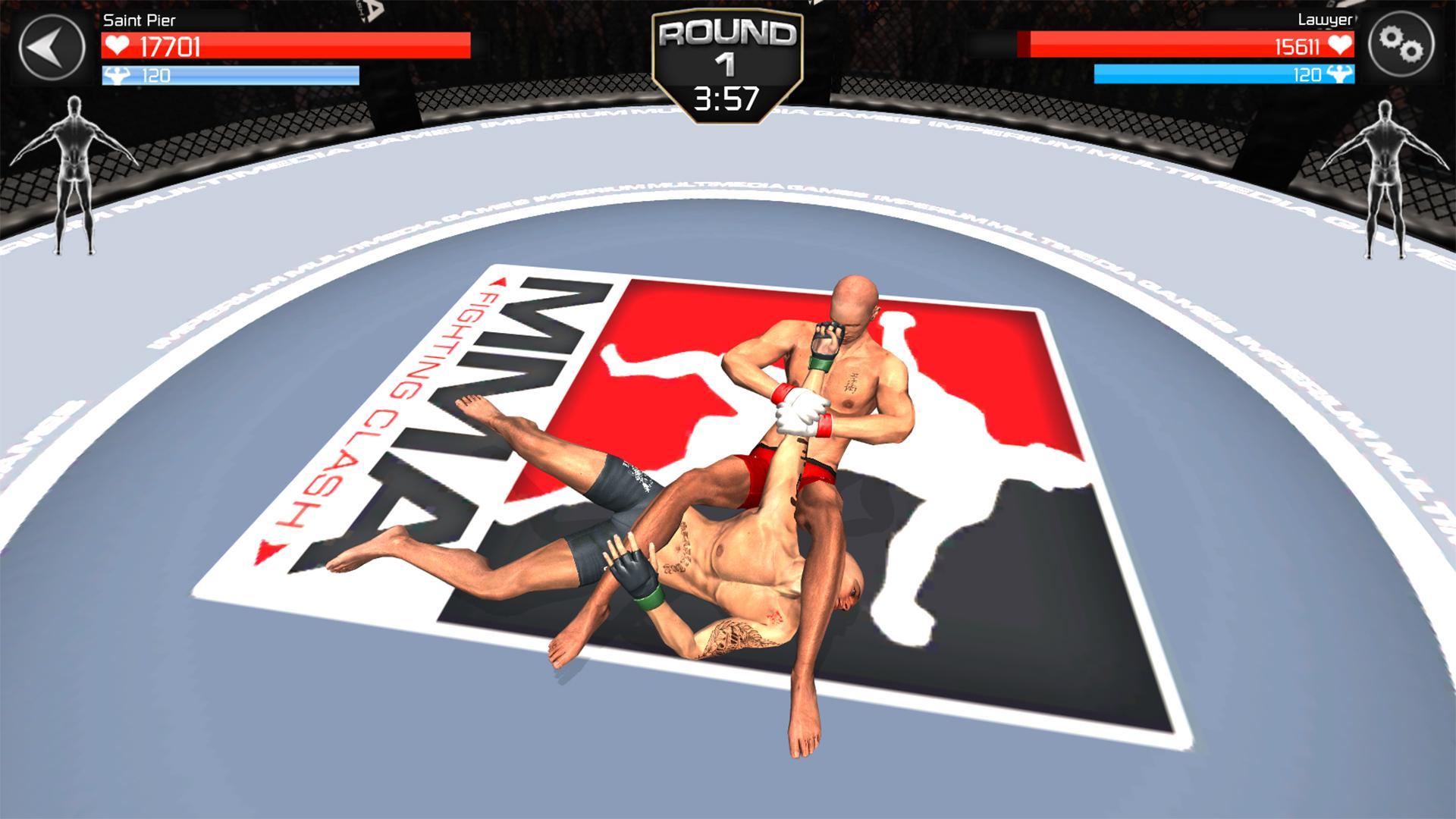 دانلود MMA Fighting Clash 1.21 – بازی اکشن مسابقات مشت زنی اندروید