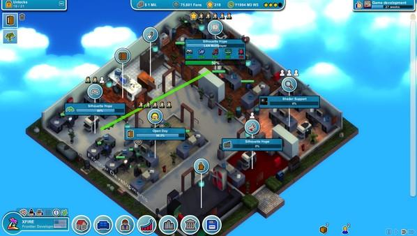 Mad Games Tycoon Kombinationen