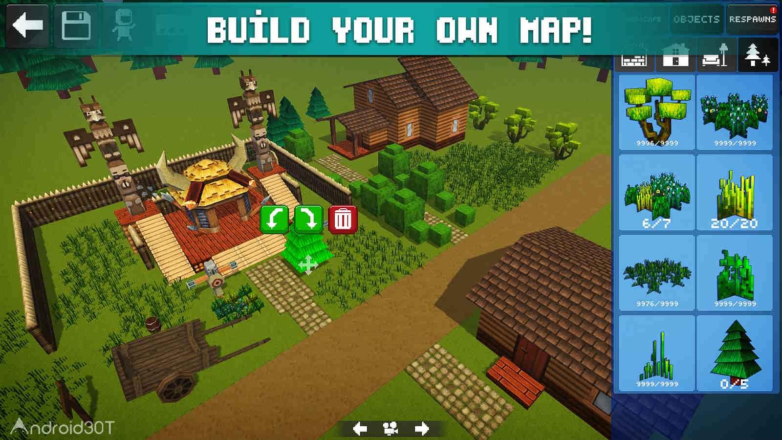 دانلود 2.2.5 Mad GunZ — online shooter – بازی تیراندازی با تفنگ اندروید