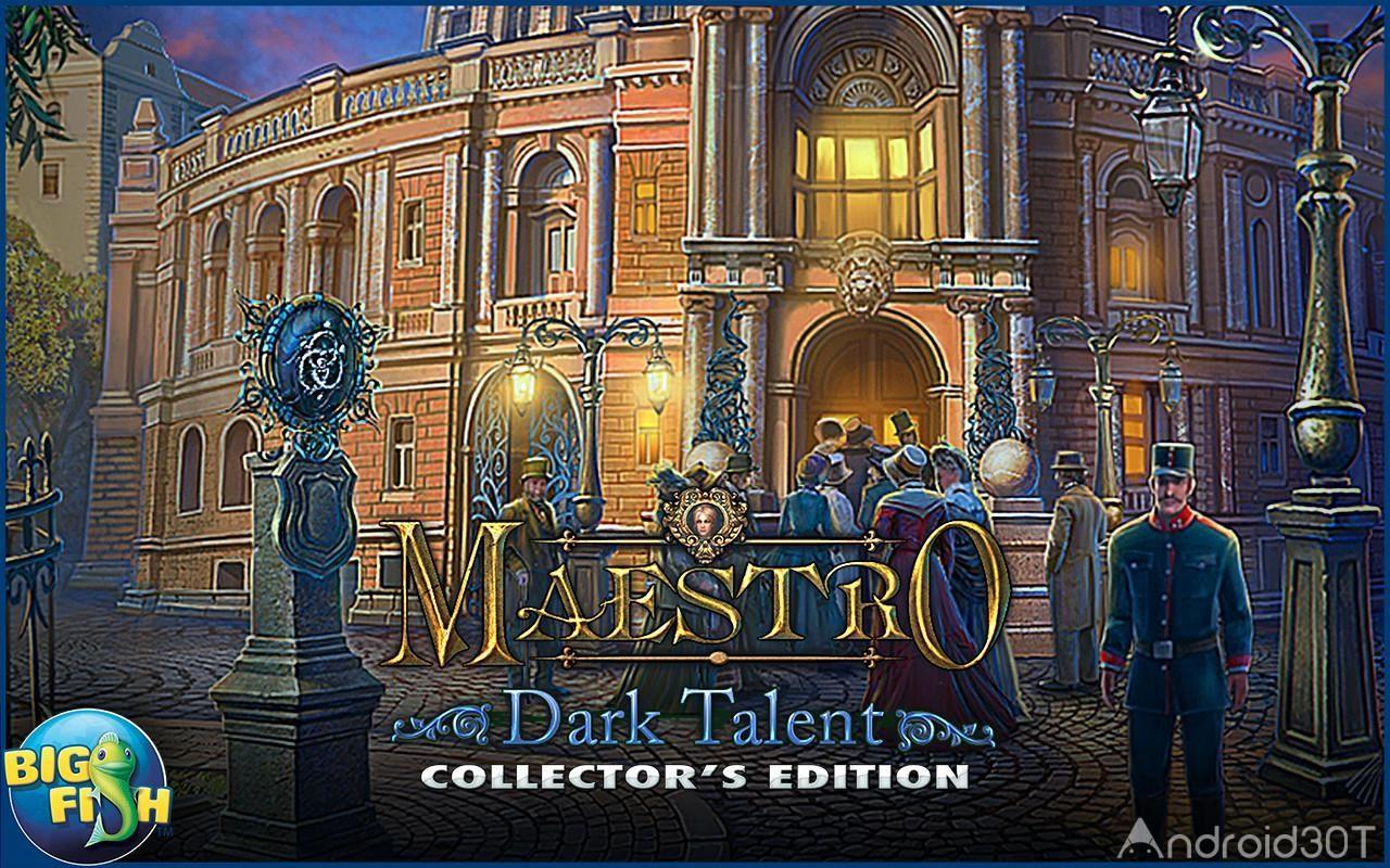 Maestro: Dark Talent 1.0.0 – بازی ماجراجویی استعداد تیره اندروید