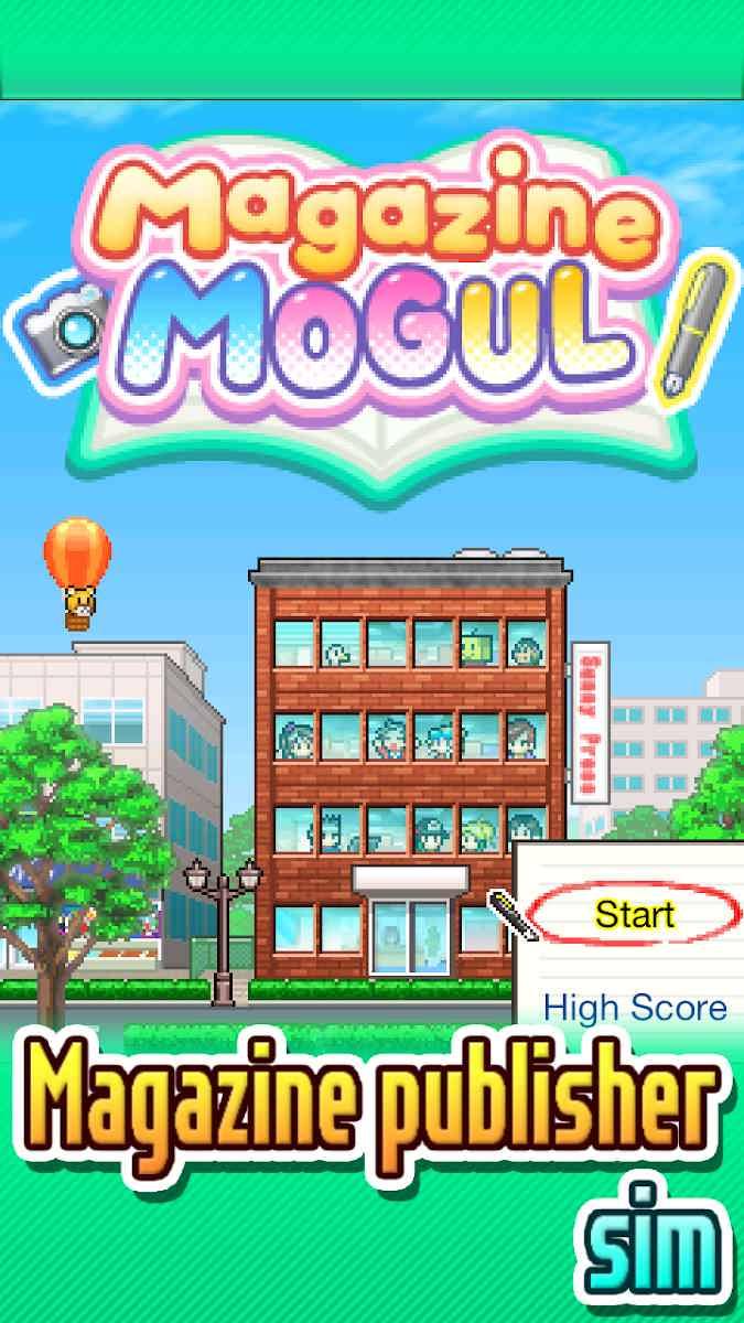 دانلود 2.0.4 Magazine Mogul – بازی جذاب دفترمجله اندروید