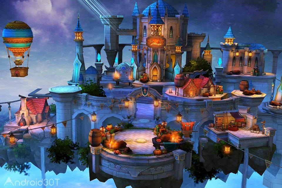 Magic Legion 2.0.0.0 – بازی نقش آفرینی سپاه جادویی اندروید