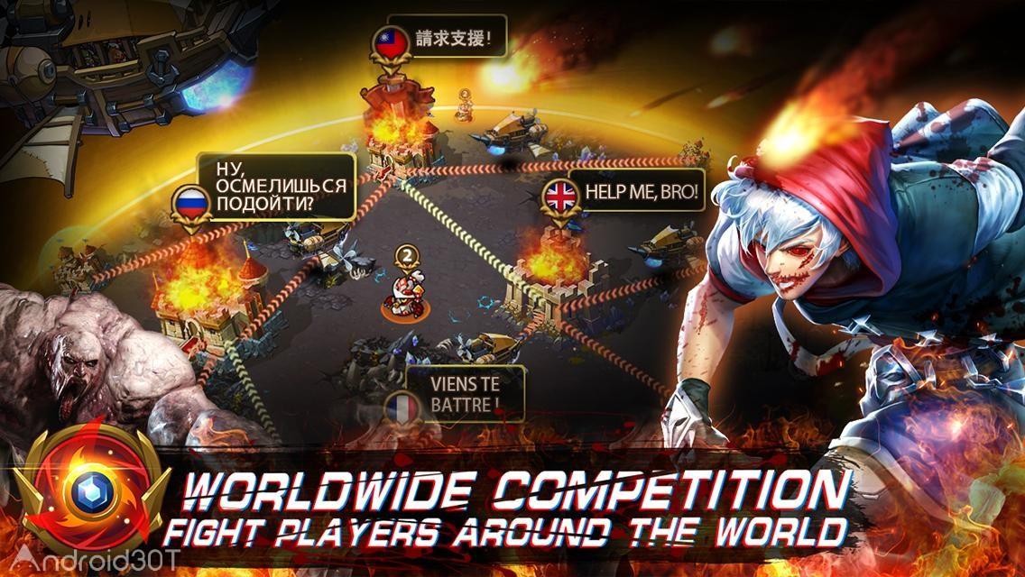 دانلود Magic Rush: Heroes 1.1.295 – بازی حمله جادویی قهرمانان اندروید
