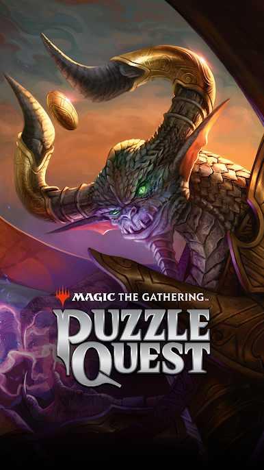 دانلود Magic: The Gathering – Puzzle Quest 3.3.1 – بازی حذف اشکال هم شکل اندروید