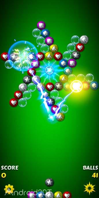 دانلود Magnet Balls 2 1.0.2.0 – بازی خلاقانه توپ های مگنتی اندروید