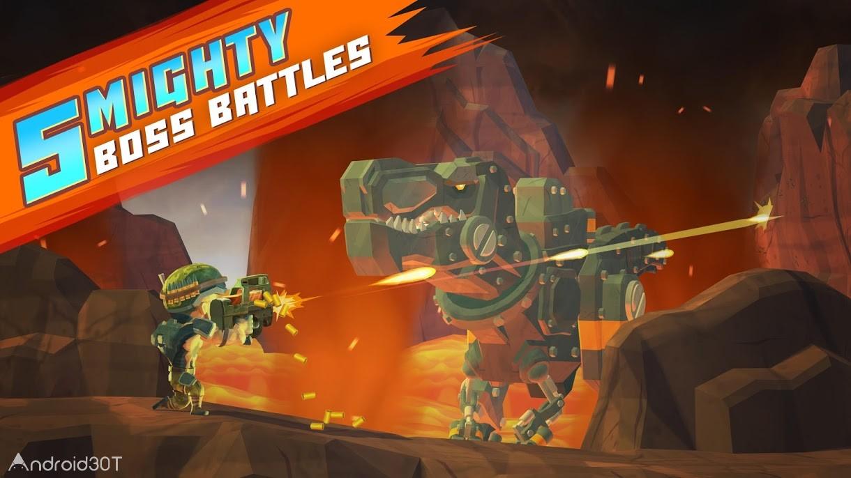 دانلود Major Mayhem 2 v1.160.201904221 – بازی درگیری های عظیم برای اندروید