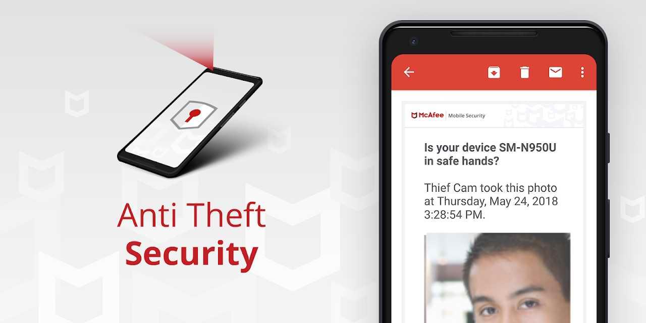 دانلود McAfee Mobile Security & Lock 5.14.0.117 – آنتی ویروس مکافی اندروید