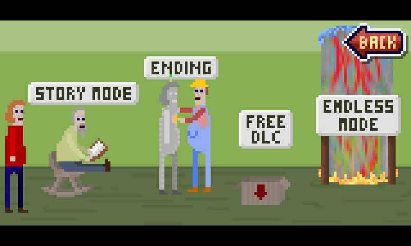 دانلود McPixel 1.1.5 – بازی رقابتی جالب ام سی پیکسل اندروید