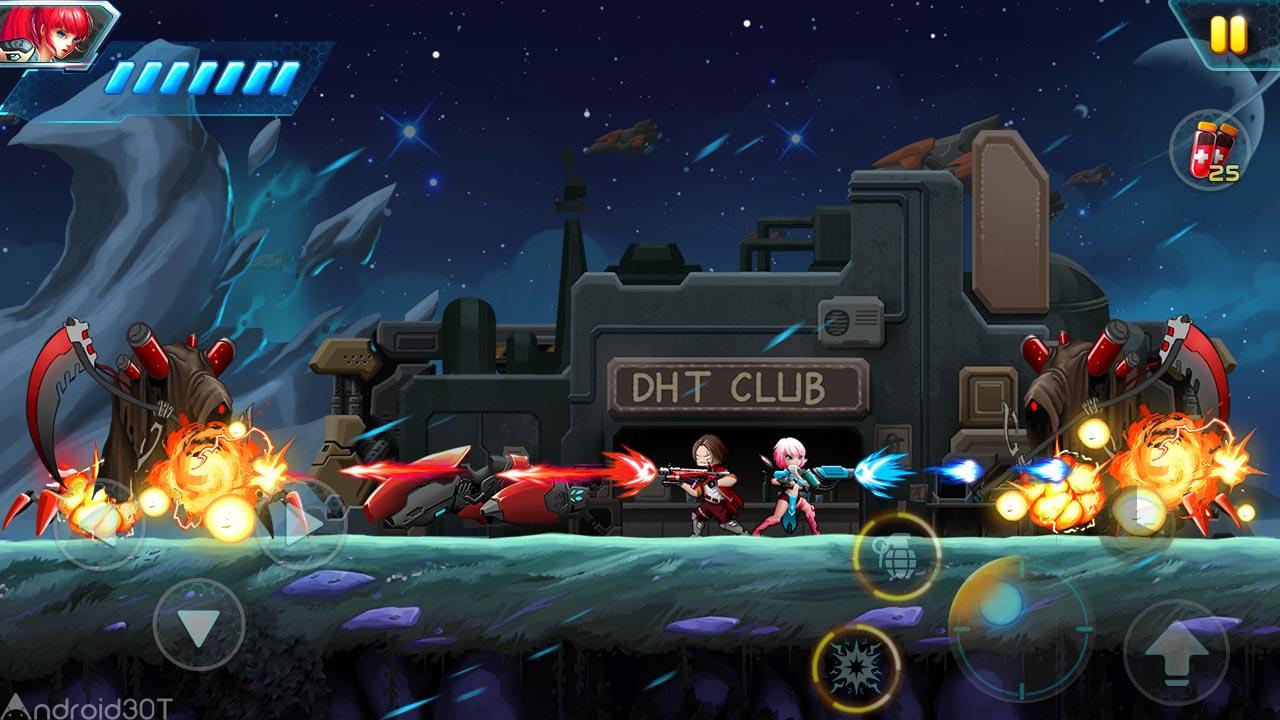 دانلود Metal Wings: Elite Force 6.7 – بازی فوق العاده نیروی نخبگان اندروید