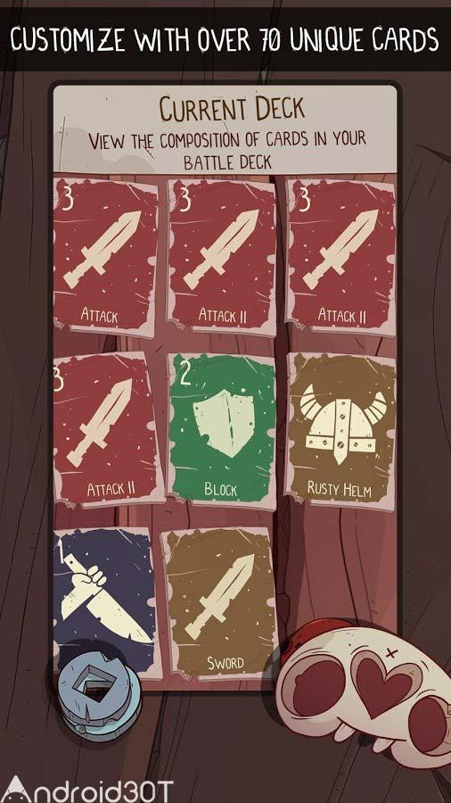 دانلود Meteorfall: Journeys 1.0 – بازی جدید سفر کارت ها اندروید