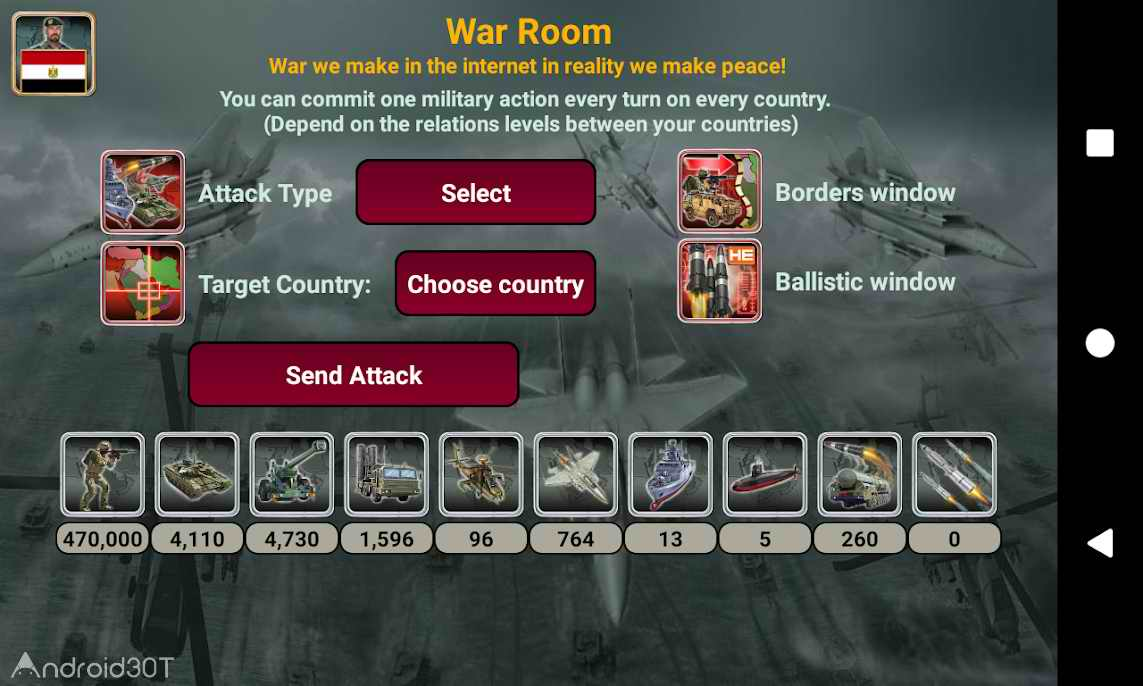 دانلود Middle East Empire 2027 3.4.5 – بازی امپراتوری خاورمیانه اندروید