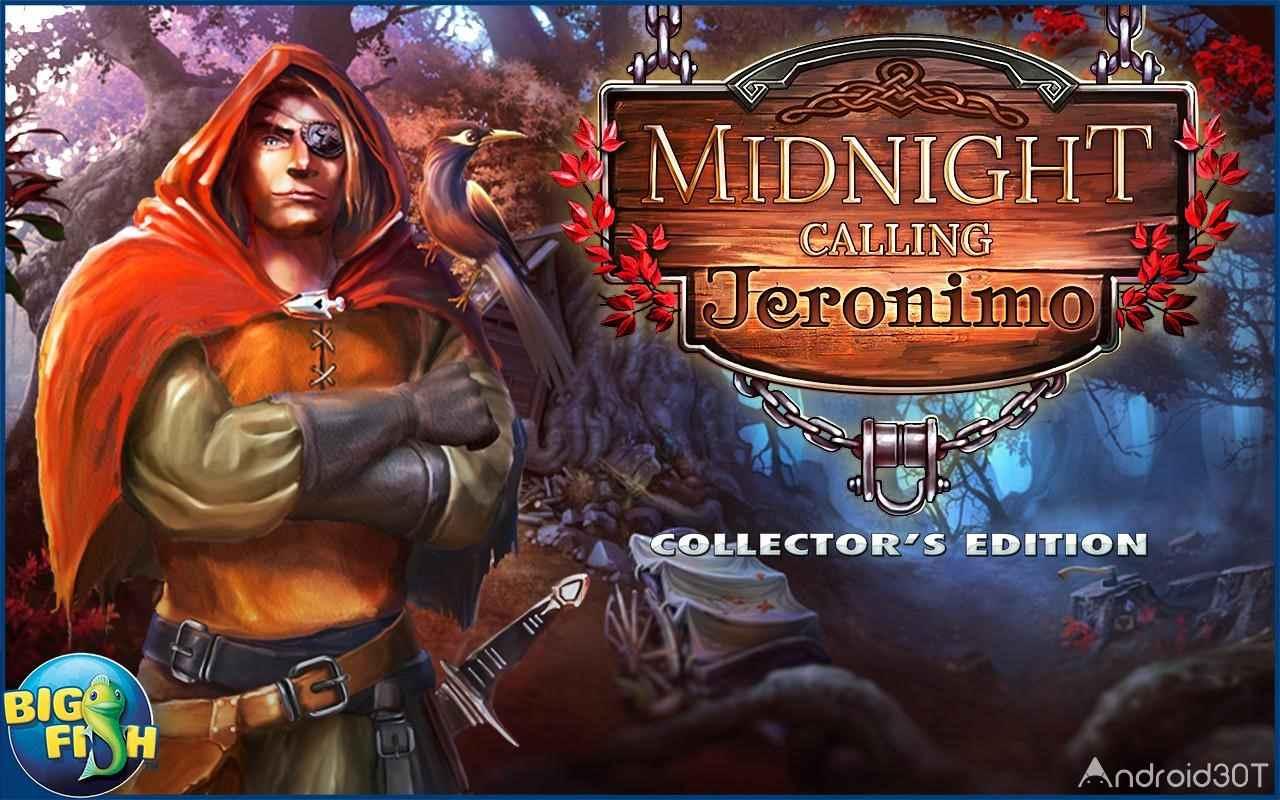 دانلود Midnight Calling: Jeronimo Full 1.0 – بازی ماجراجویی جرونیمو اندروید