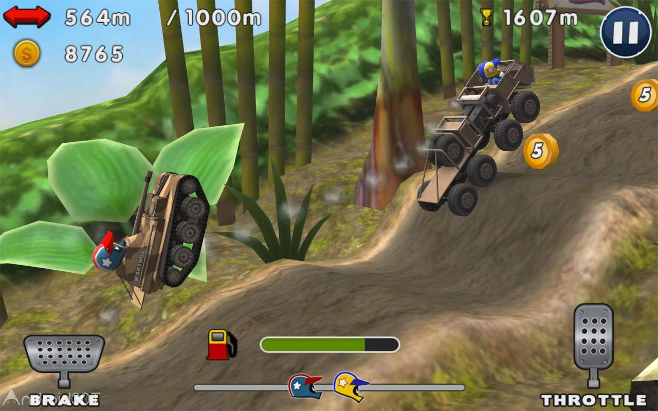 دانلود Mini Racing Adventures 1.23.4 – بازی ماشین سواری عالی برای اندروید