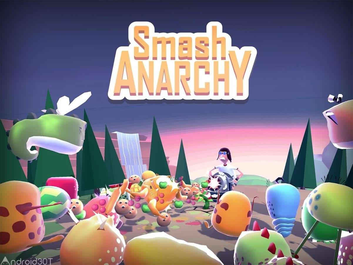 دانلود Minion Shooter : Smash Anarchy 1.1.3 – بازی تیر انداز سیاره های اندروید