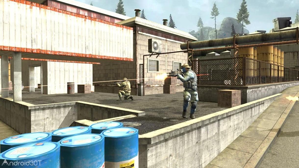 دانلود Mission Counter Attack 3.1 – بازی اکشن ماموریت ضد حمله اندروید