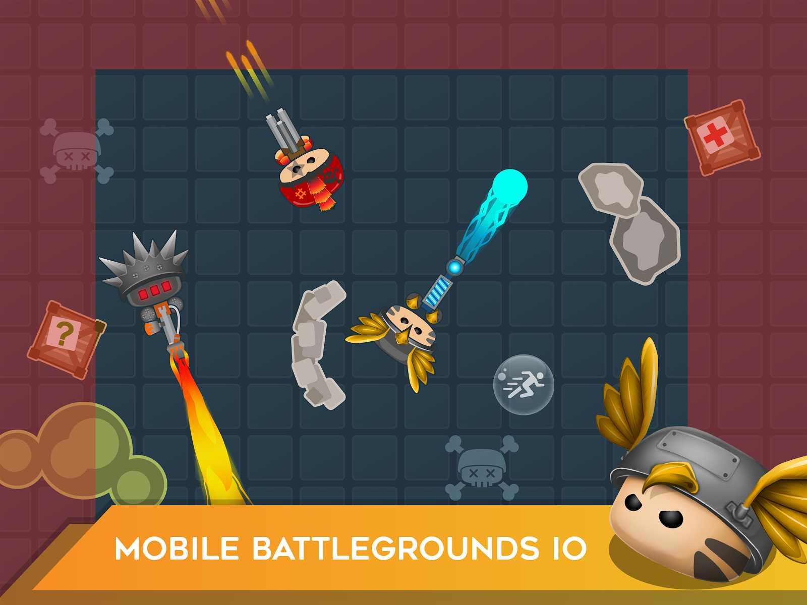 دانلود Mobg.io Survive Battle Royale 1.8.10 – بازی اکشن نبرد رویال اندروید