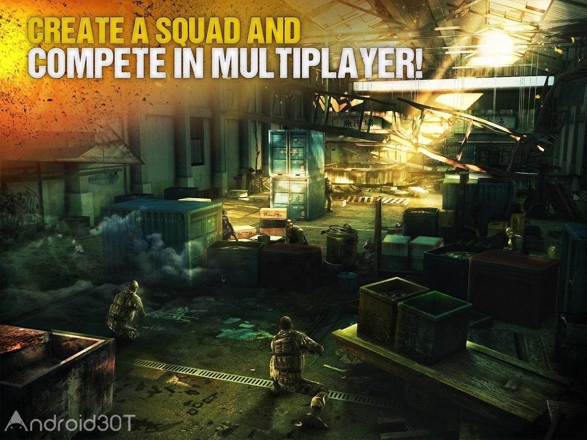 دانلود Modern Combat 5:Blackout 5.8.1c  – بازی مدرن کمبت 5 اندروید