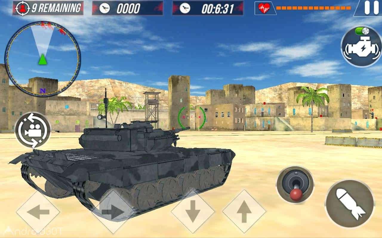 دانلود Modern Counter Global Strike 3D v1.2 – بازی تک تیراندازی سه بعدی اندروید