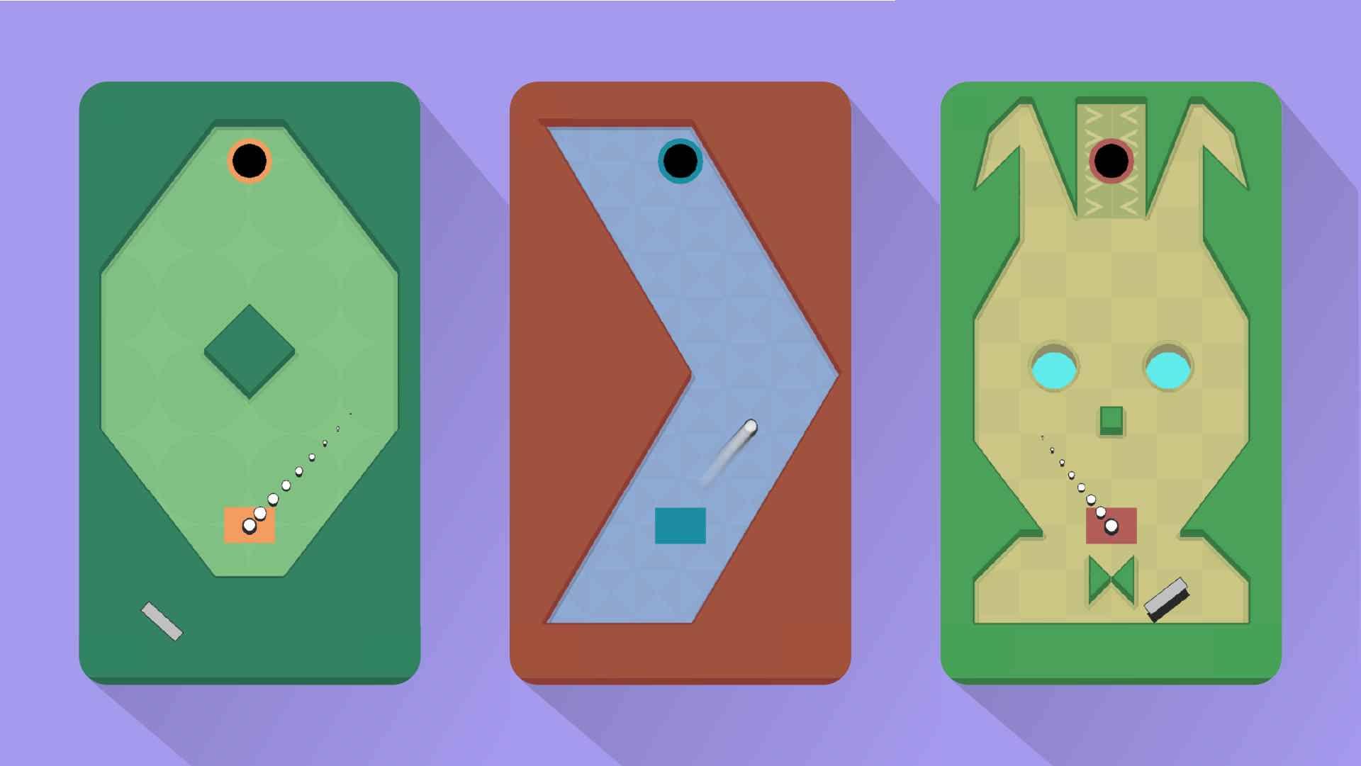دانلود Monogolf 3.4.9 – بازی جذاب رقابتی اندروید