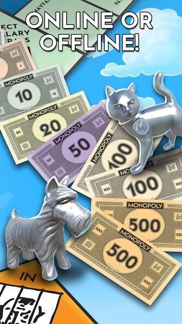 دانلود Monopoly 1.3.1 – بازی فکری مونوپولی اندروید