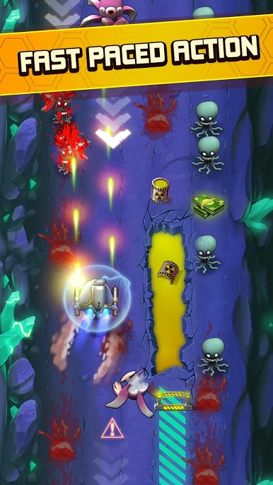 Monster Shooter: Alien Attack