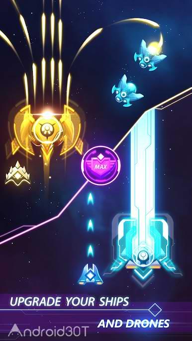 Monster Strike: Revenge of Space Defenders