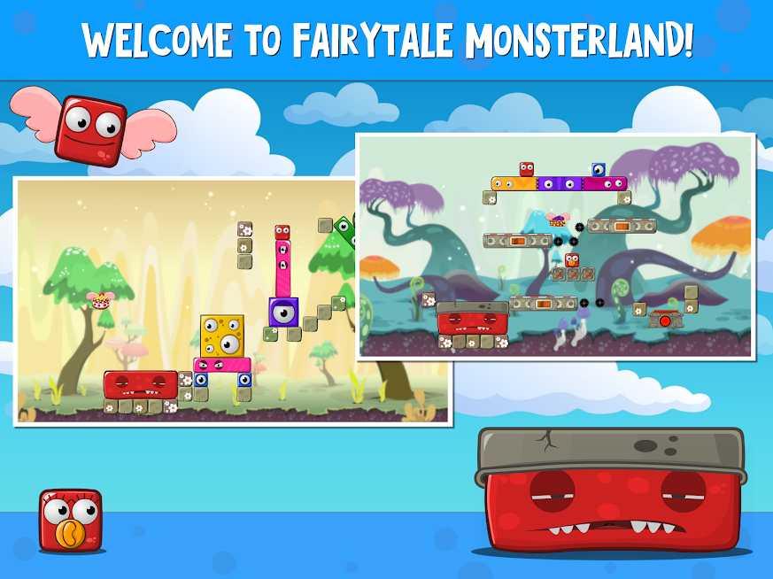 دانلود Monsterland 2 v1.5.0 – بازی تفننی سرزمین هیولاها 2 اندروید