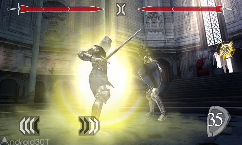 دانلود Mortal Blade 3D 1.2 – بازی اکشن تیغه مرگبار اندروید