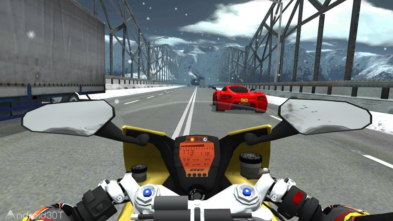 Moto Racing: Multiplayer 1.5.5 – بازی موتور سواری فوق العاده اندروید