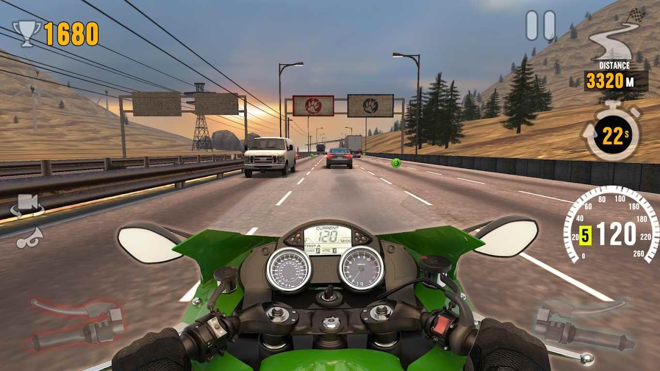 دانلود Motor Tour 1.4.7 – بازی آرکید تور موتورسواری اندروید