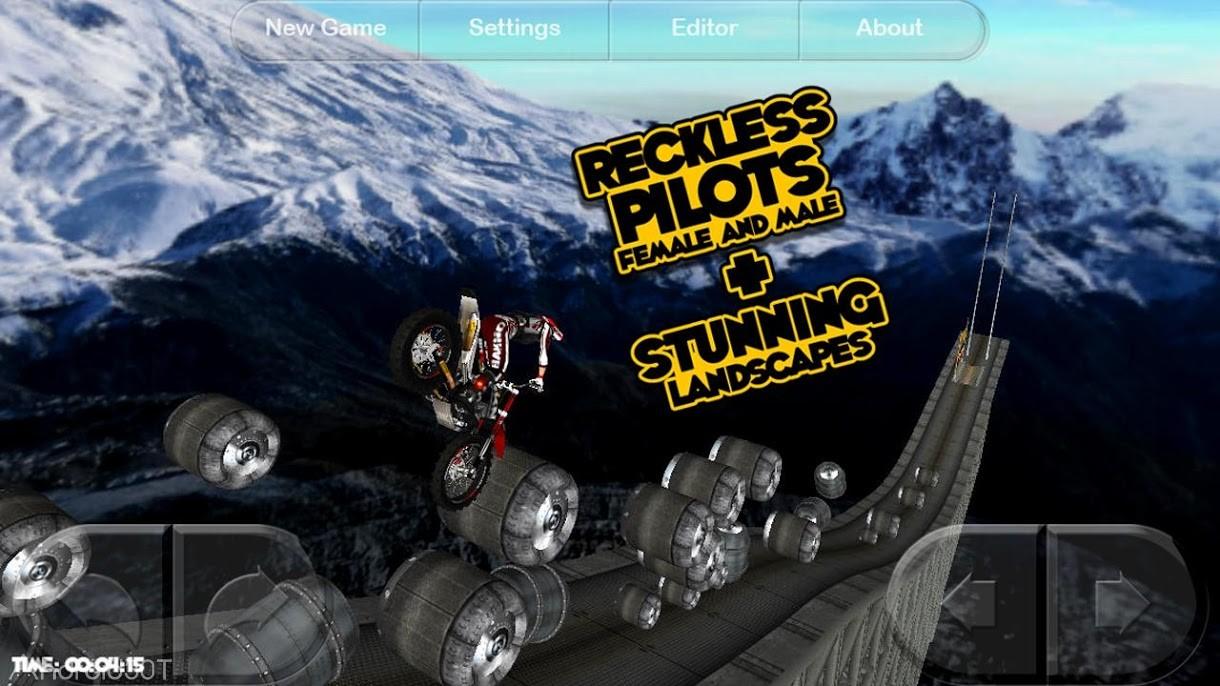 دانلود Motorbike HD 7.5.0 – بازی موتورسواری بدون دیتای اندروید