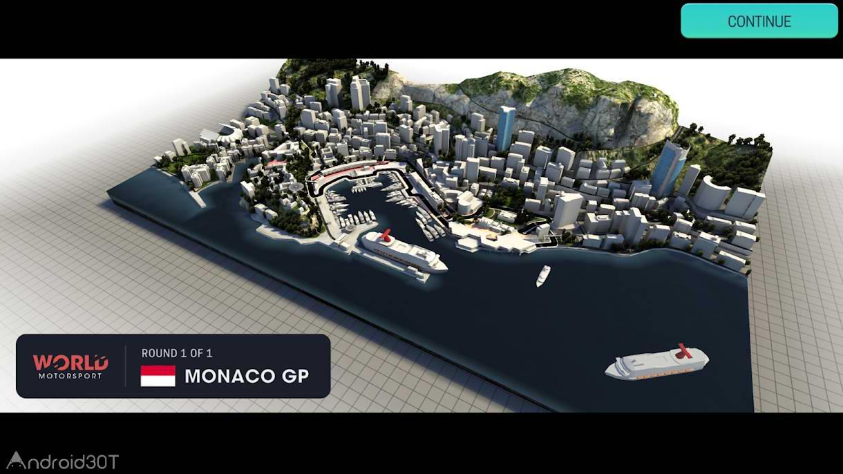 دانلود Motorsport Manager Mobile 31.0.4 – بازی شبیه سازی رانندگی برای اندروید