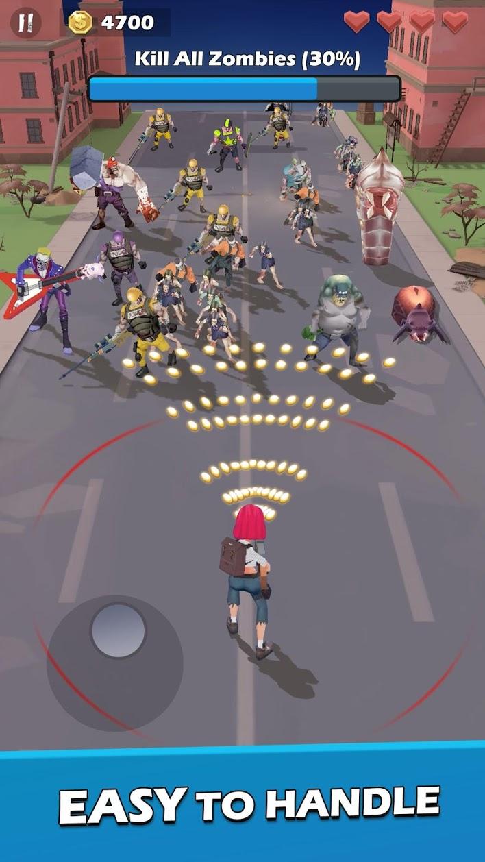 دانلود Mow Zombies 1.4.10 – بازی اکشن زامبی را نابود کن اندروید