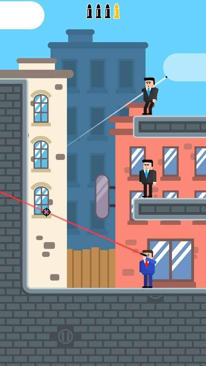 دانلود Mr Bullet – Spy Puzzles v5.5 – بازی پازلی مستر بالت اندروید