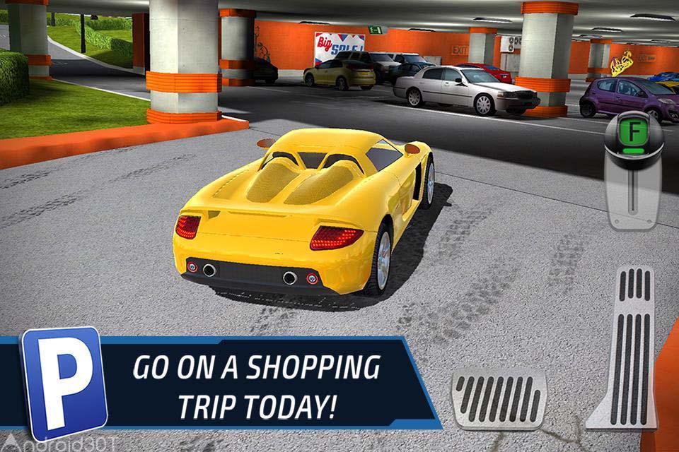 دانلود Multi Level Car Parking 6 1.0 – بازی پارک ماشین در 6 مرحله اندروید