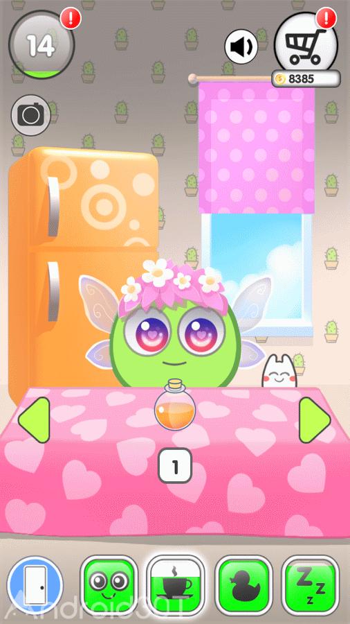 دانلود My Chu virtual Pet 1.5.1 – بازی سرگرم کننده چو اندروید