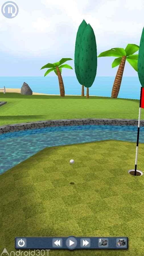 دانلود My golf 3D 1.11 – بازی ورزشی گلف سه بعدی اندروید