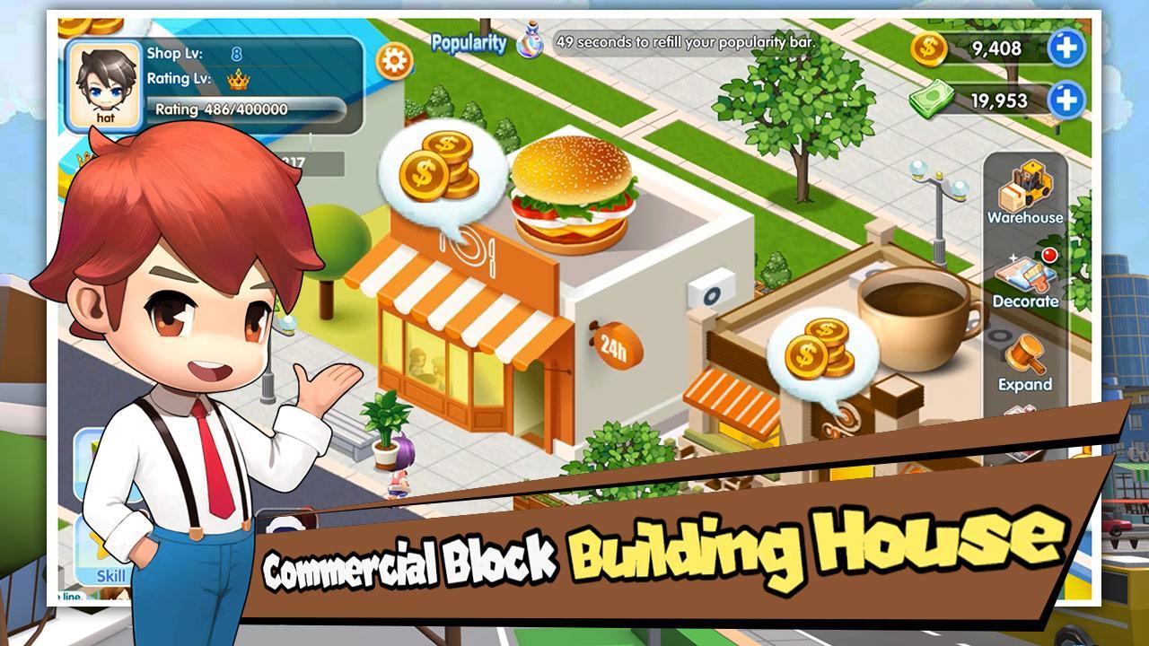 دانلود My Sim Supermarket 2.6 – بازی سرگرم کننده سوپر مارکت من اندروید