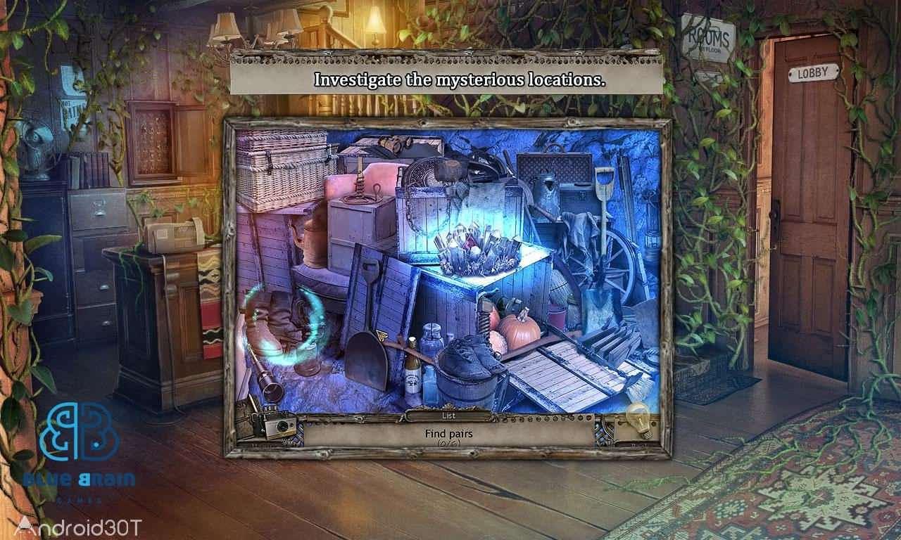دانلود Mysteries of the Past 1.4.2 – بازی ماجراجویی اسرار گذشته اندروید
