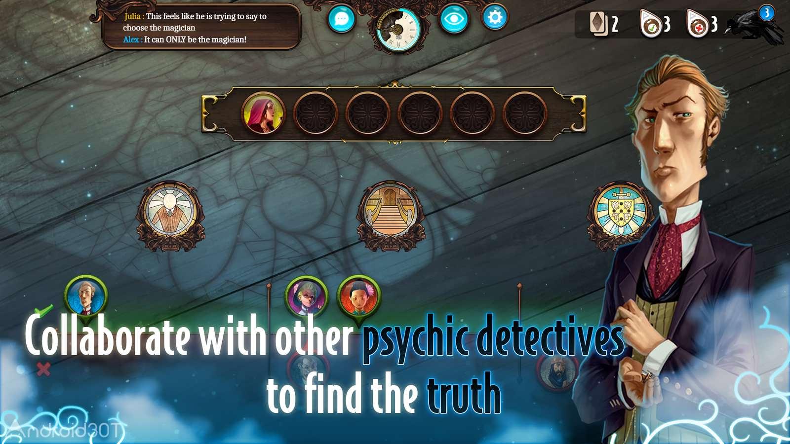 Mysterium: The Board Game 1.0.16 – بازی تخته ای راز اندروید