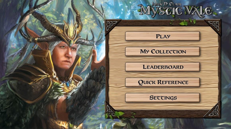 دانلود Mystic Vale 4.0.2 – بازی جذاب وخاص کارتی اندروید