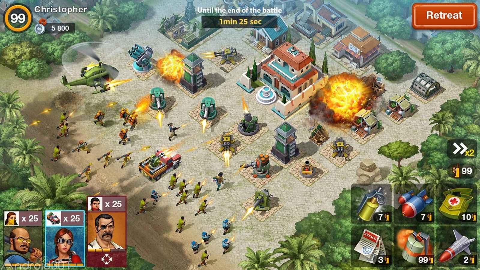 دانلود Narcos: Cartel Wars 1.36.01 – بازی استراتژیک جنگ نارکوس کارتل اندروید