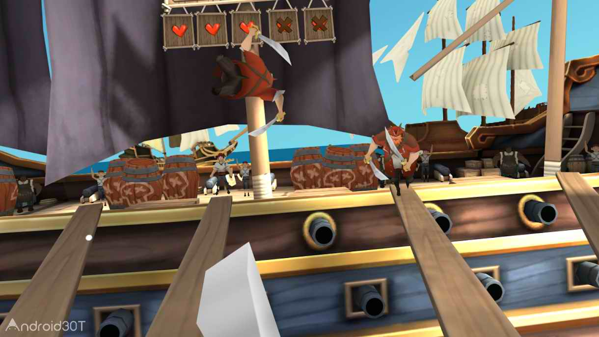 دانلود Narrows 0.6.4 – بازی تفننی دزدان دریایی اندروید