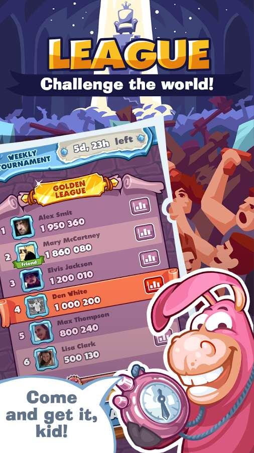 دانلود Need A Hero 2.6.977.2 – بازی پازل و محبوب نیاز به قهرمان اندروید