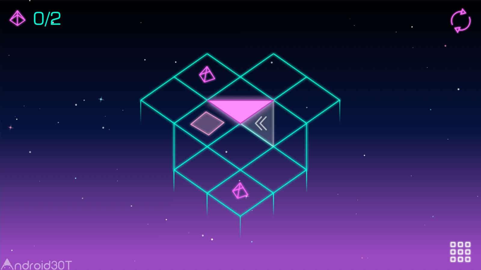 دانلود Neo Angle 1.0 Full – بازی فوق العاده پازل اندروید
