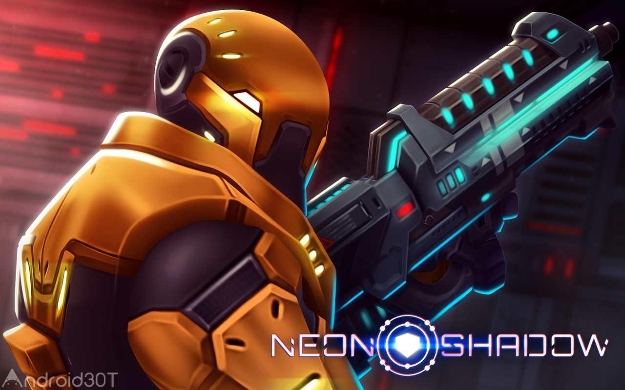 دانلود Neon Shadow 1.40.211 – بازی اکشن سایه نئون برای اندروید