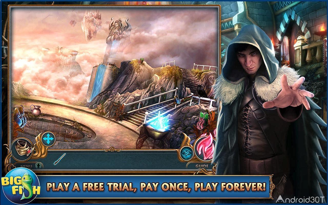 دانلود Nevertales: Legends Full 1.0.0 – بازی ماجراجویی افسانه ها اندروید