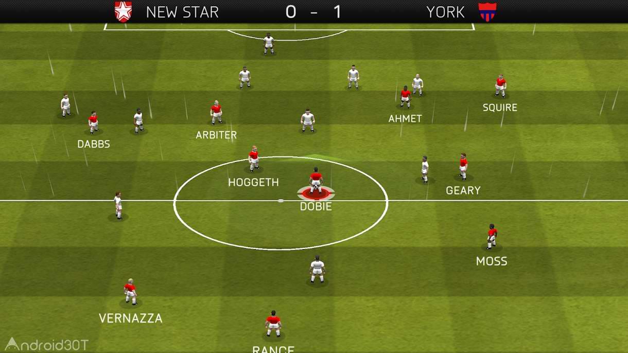 دانلود New Star Manager 0.9.2 – بازی فوتبالی برای اندروید
